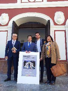 El Ballet Nacional de España actuará mañana en el Teatro Guerra para celebrar el 25 aniversario de su reinauguración tras la rehabilitación de 1989
