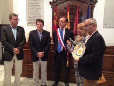 Lorca y Adissan se hermanarán oficialmente el próximo 14 de julio durante la celebración de las fiestas patronales de esta localidad francesa