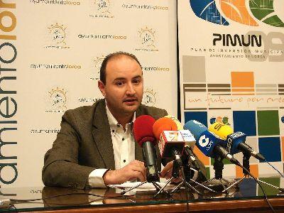 La construcción del Auditorio de Lorca recibe una primera inyección económica de 200.000 euros desde la Comunidad Autónoma