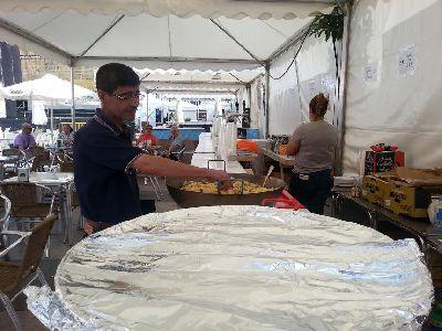 La Concejal�a de Sanidad completa la revisi�n de 29 chiringuitos de comida instalados en el Huerto de la Rueda y en las plazas de la ciudad con motivo de la Feria