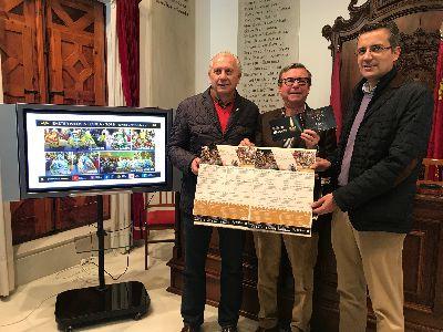 El Ayuntamiento amplía el programa turístico oficial de Semana Santa, del que este año se distribuirán 15.000 ejemplares en español y mil en inglés