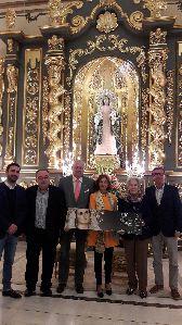 El Paso Blanco acoge durante todo el fin de semana la realización del II Encuentro-Congreso de Hermandades y Cofradías bajo la Advocación Mariana de la Amargura