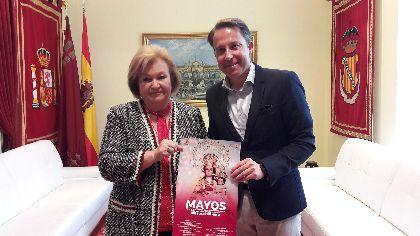El Alcalde exhorta a todos los ciudadanos a participar en los actos conmemorativos de mayo en honor a la Virgen de las Huertas, Patrona de Lorca, que se inician este sábado
