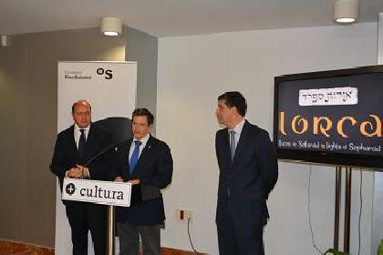 La Región muestra en el Centro Sefarad Israel de Madrid la documentación arqueológica de la comunidad judía de Lorca de los siglos XIV y XV