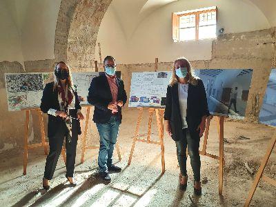 El Ayuntamiento solicita una subvención del 1,5% cultural para convertir la antigua cárcel en un centro sociocultural