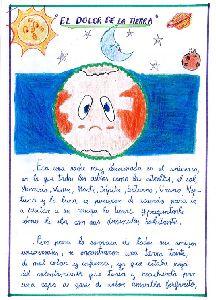 Los colegios Virgen de las Huertas, Alfonso X El Sabio y San Francisco de Asís, ganadores del I Concurso ''Un cuento para tu ciudad'' organizado por las concejalías de Medio Ambiente y Educación
