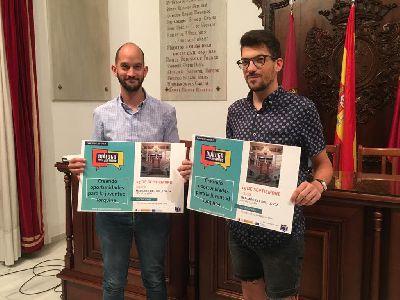 Este próximo domingo Lorca acogerá un encuentro organizado por la Embajada de la Juventud de la Región en el que, entre otros, se hablará de empleabilidad y participación juvenil