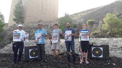Dos campeonatos de Tiro con Arco convertirán a Lorca en un referente a nivel nacional de este deporte durante el mes de septiembre