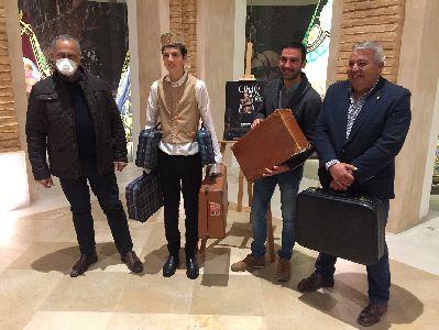 El Teatro Guerra acogerá la representación de la obra ''Cirio en el Gran Hotel'' del grupo de teatro ''Las Caretas'' del Paso Azul