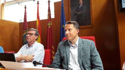 El Alcalde acoge con prudencia la sentencia judicial que da la razón al Ayuntamiento frente a una empresa y supondría ingresos de 7,8 millones de euros para todos los lorquinos