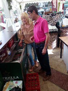 La concejalía de Sanidad desarrolla la supervisión de todos los establecimientos gastronómicos instalados con motivo de la celebración de nuestra Feria y Fiestas