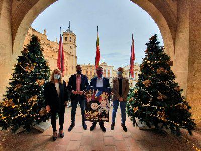 El Ayuntamiento de Lorca prepara más de medio centenar de actividades para la Navidad más especial