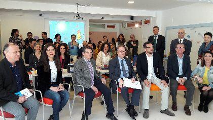Ayuntamiento y Obra Social ''La Caixa'' inauguran el nuevo EspacioCaixa de Lorca para potenciar las posibilidades y talentos de niños de entre 3 y 12 años en horario extraescolar