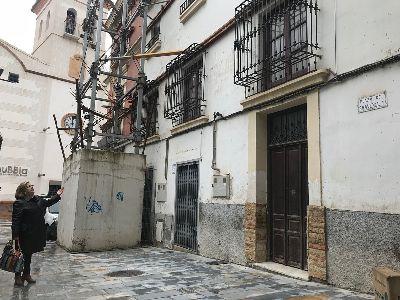 Un nuevo proyecto permitirá la recuperación de uno de los inmuebles más significativos del casco histórico, ubicado frente a la capilla del Rosario