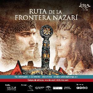 Ruta de la Frontera Nazarí, del Castillo de Lorca al de Vélez Blanco