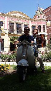 El Scooter Club Lorca organiza su ''IV Lorca Scooter Invasion'' con una ruta intercity a La Parroquia y una fiesta con Dj´s