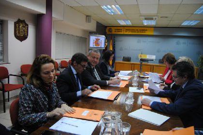 La Comisi�n Mixta ya ha resuelto el 99,4 por ciento de las ayudas destinadas a familias de Lorca damnificadas por los terremotos