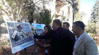 Lorca recuperará el complejo hidráulico del Molino del Escarambrujo para convertirlo en su mayor atractivo de la ''Cultura del Agua'', abierto a todos los ciudadanos