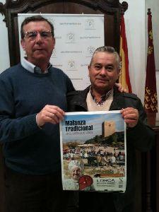 El Castillo de Lorca acoge del 6 al 9 de diciembre la V edición de la matanza tradicional de chato murciano