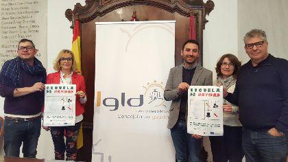 Las Concejalías de Igualdad y Cultura de Lorca ponen en marcha unas Escuelas de Navidad para la conciliación de la vida laboral y familiar durante las vacaciones escolares