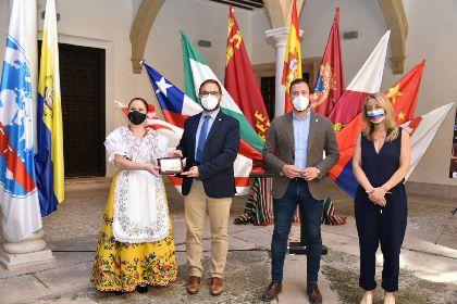 El XXXII Festival Internacional de Folklore ''Ciudad de Lorca'' se celebra desde hoy y hasta el martes de manera virtual