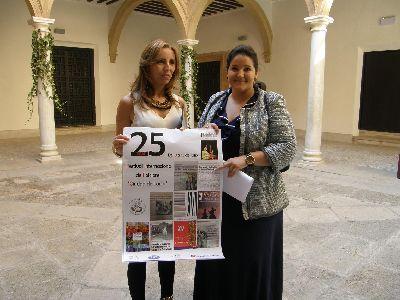 El Festival Internacional de Folklore Ciudad de Lorca celebra su 25 aniversario con 8 grupos y adelantándose a julio