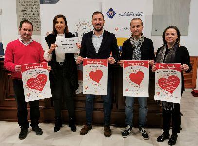 La Concejalía de Comercio presenta la campaña ''Lorca será andaluza en febrero''