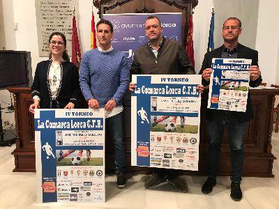 Ocho equipos disputarán el ''IV Torneo La Comarca Lorca C.F.B'' que servirá de homenaje póstumo a uno de los fundadores del Club, José Rodríguez Cabaleiro ''Sesé''