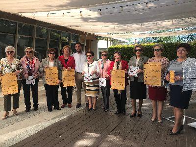 La Asociación de Amas de Casa, Consumidores y Usuarios de Lorca organiza del 21 al 25 de mayo su XXVIII Semana Cultural con la realización de un amplio abanico de actividades