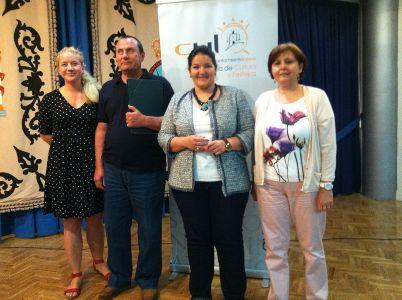 Dos voluntarios lorquinos participarán tres semanas en un intercambio de la Universidad Popular con Polonia
