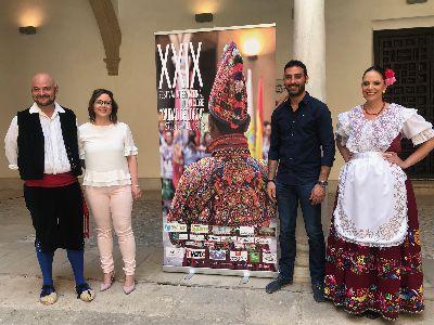 Bailarines de Senegal, Azerbaiyán, Kenia, México y Mallorca acompañarán a Coros y Danzas en la XXIX edición del Festival Internacional de Folklore ''Ciudad de Lorca''