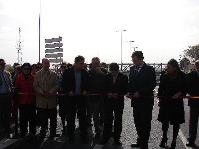La Consejería de Obras Públicas elimina la zona de tráfico más conflictiva de la ciudad de Lorca con la supresión del paso a nivel de Santa Clara
