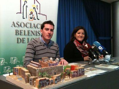 El Belén Municipal de Lorca vuelve desde el 15 de diciembre al Palacio de Guevara tras la restauración de los daños que sufrió este edificio por los seísmos