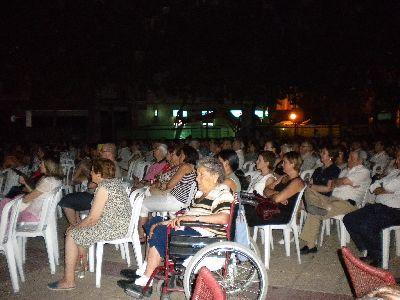 La Plaza de Calderón acoge esta noche la proyección de la película Marte dentro del ciclo Verano de Cine 2016