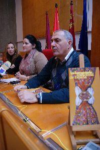 60 representantes de los 19 festivales internacionales de folklore integrados en el CIOFF acuden este fin de semana a Lorca para apoyar la economía del municipio tras los seísmos