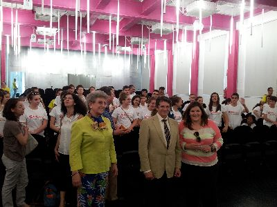 Lorca se convierte en referencia internacional sobre patrimonio con la celebración del ''V Foro Juvenil del Patrimonio'', en el que participan 32 jóvenes de 9 nacionalidades