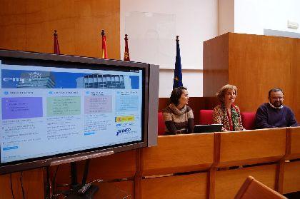 La nueva web de la Concejalía de Empleo de Lorca recibe 98.134 visitas en cuatro meses, 10.000 más que en el mismo periodo de 2011