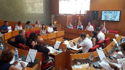 El Alcalde agradece el apoyo del Pleno ante una posible compra de la Plaza de Toros de Sutullena: ''Lorca no puede resignarse a perder este inmueble histórico''