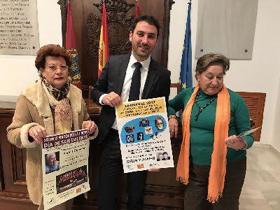 La Asociación de Amas de Casa celebrará el jueves 16 de febrero su tradicional Carnaval en el Hotel Jardines de Lorca con una fiesta en la que habrá merienda y baile