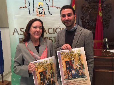 El programa de actividades de la Asociación Belenista de Lorca para la Navidad incluirá un pregón pronunciado por el Cardenal Carlos Amigo Vallejo el viernes 11 de diciembre en San Mateo