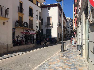Con motivo la Feria 2021 se cortará el tráfico en calles del casco urbano 18, 19, 23, 24, 25 y 26 de septiembre