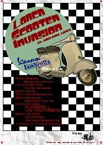 El Scooter Club de Lorca organiza una jornada de convivencia el próximo sábado para darse a conocer en sociedad