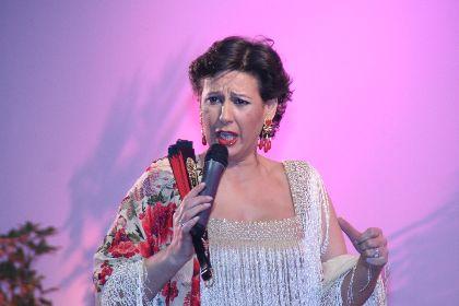 La lorquina Rosa Maria Lujan triunfa en el programa televisivo