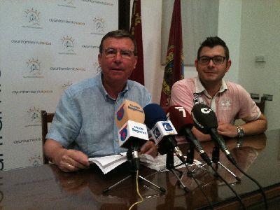 Lorca amplía a Ávila, Los Alcázares, Mojacar y Vera la promoción de su oferta turística de verano, y consigue incrementar en un 5% los visitantes