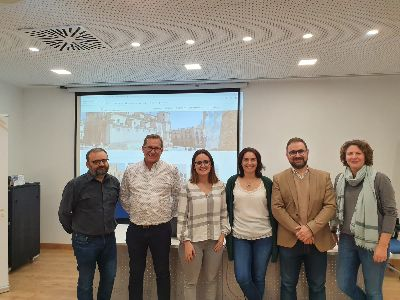 El Ayuntamiento de Lorca presenta una renovada página web más sencilla e intuitiva