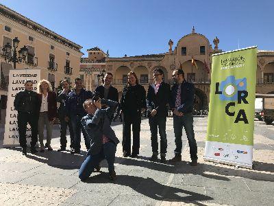 El Casco Histórico y las Alamedas se convertirán en un gran estudio de fotografía gracias al I Maratón Fotográfico Lorca – San Clemente organizado por el Ayuntamiento y La Verdad