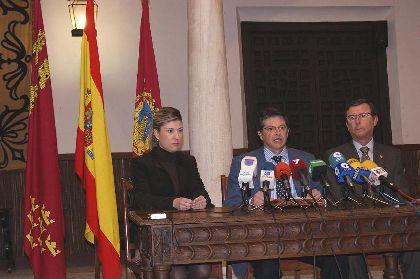 El Ayuntamiento de Lorca solicitará a la UNESCO la Declaración de Patrimonio de la Humanidad para la Semana Santa lorquina