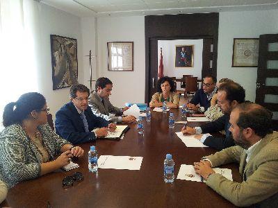 El Alcalde anuncia que el Ayuntamiento ya ha puesto a disposici�n del Gobierno de Espa�a una parcela en el casco hist�rico para construir el Palacio de Justicia