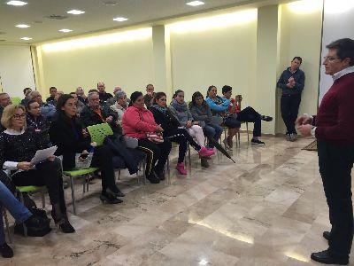 El portal de transparencia del Ayuntamiento de Lorca incluye información y planos de las inversiones en marcha para la renovación integral del barrio de San Cristóbal
