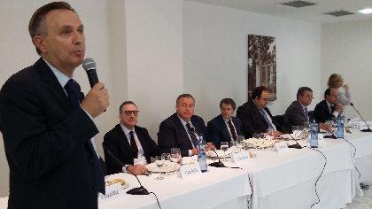 El Alcalde subraya que el reto que une ahora a todos los lorquinos es la ilusión colectiva por seguir avanzando en el proceso de construcción de la Nueva Lorca